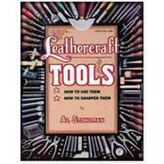 61960-00 Carte Leathercraft Tools Book