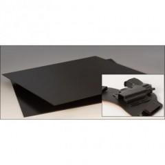 3475-02 Foaie de KYDEX 1mm, 305x610mm