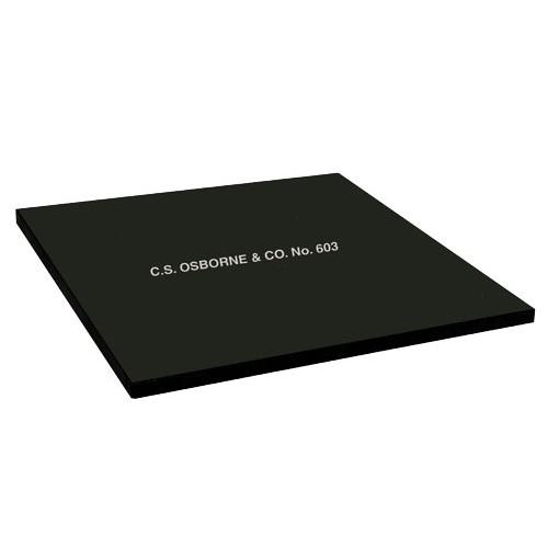 603 Placa de taiere pentru preducele pielarie 25x25cm CS. Osborn