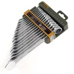 Proxxon 23821 - Set 15 chei fixe combinate Slim - Line