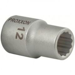 """Proxxon 23314 - Cheie tubulara dublu hexagon 21mm, 1/2"""""""
