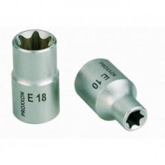 """Proxxon 23382 - Cheie tubulara Torx E12 1/2"""""""