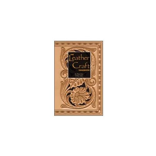 "6009-00 Carte pielarie ""The Leather Craft Handbook"""