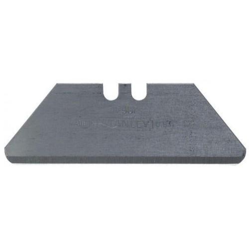 2-11-987 Set 10 lame trapezoidale rotunjite pentru cutter, Stanley