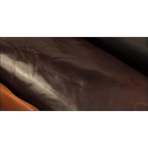 Piele tabacita vegetal Montana, Tandy Leather.