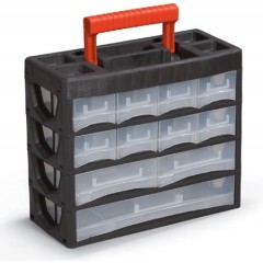 Cutii plastic cu sertare PL 02
