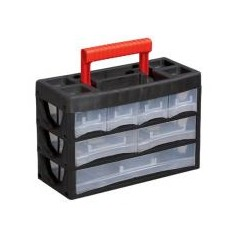 Cutii plastic cu sertare PL 01