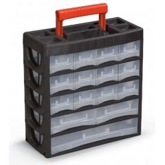 Cutii plastic cu sertare PL 03