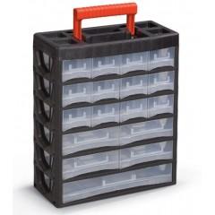 Cutii plastic cu sertare PL 04