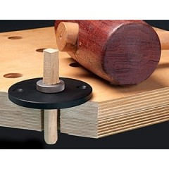 Suport matrite fabricare dibluri lemn Veritas Tools.