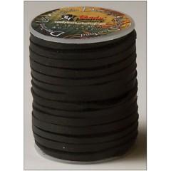 Sireturi din piele de caprioara, 4mm / 15.2m, Tandy Leather USA