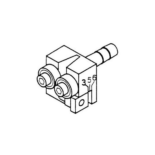 28187 Ghidaje panze pentru Proxxon MBS 240/E