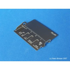 Flip-R5 Scula indoire piese fotoincizate