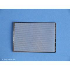 RB-T027 Plasa imitatie radiatoare, model drept (40/10)