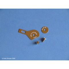 RB-T011 Roti imitare nituri, 0.65 si 0.55 mm