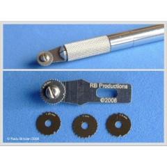 RB-T010 River-R Mini, roti imitare nituri