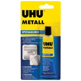 771066, Adeziv UHU pt Metal 30g, modelism/hobby