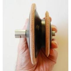 Discuri piele profilate inguste de honuire Tormek LA-124