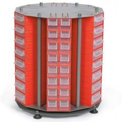 CMU 10 Stand  cutii organizare / depozitare piese