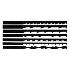 HOB PTS 180 Set combinat panze traforaj pt lemn, spiralate si dr