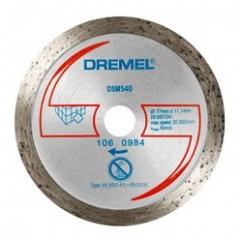 DSM540 Disc de taiere pentru placi ceramica cu diamant ,Dremel