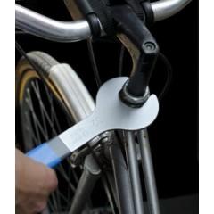1618/2DP Cheie de roata simpla indoita 36 mm pt bicicleta