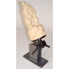 SPB1020 Menghina sculptura in lemn profesional 2 axe.