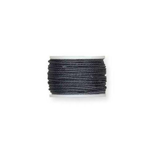 1204-01 Ata neagra cerata pt cusut manual piele 11.4ml