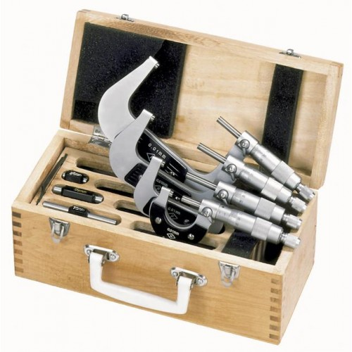 11317 set micrometre mecanice 4 piese