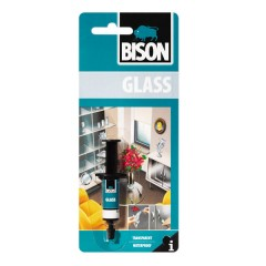 400013 BISON Glass adeziv pt. sticla 2ml