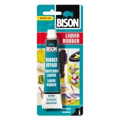 400017 BISON Liquid Rubber - Adeziv pentru cauciuc