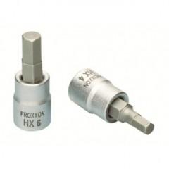 "Chei HEX (imbus) 1/4"" PROXXON Industrial"