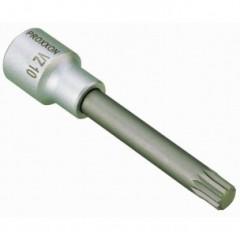 "Chei tubulare XZN lunga (12 dinti ) 1/2"" PROXXON industrial"