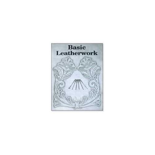 6008-00 Manual de baza sculptura pielarie Tandy Leather