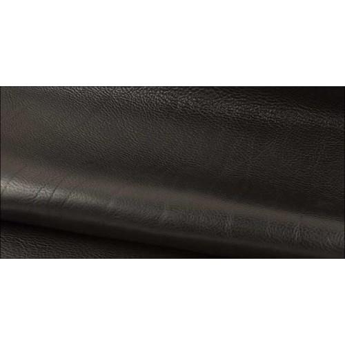 Umeri piele tabacita  si vopsita negru Tandy Leather Yorkshire.