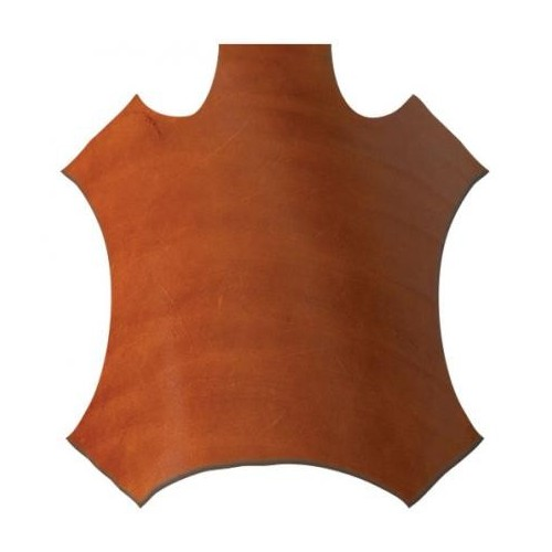Umeri piele tabacita  si vopsita Tandy Leather Classic.