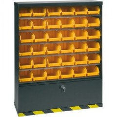 Dulap  cutii depozitare, 640 x 187 x 800mm