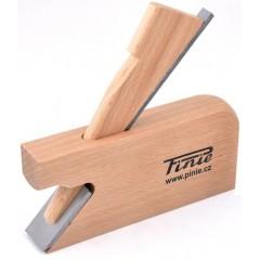 Rindea de lemn de capat pentru falt, 18 mm, Pinie