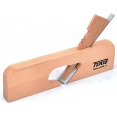 Rindea de lemn de falt cu cutit oblic, 24 mm, Pinie