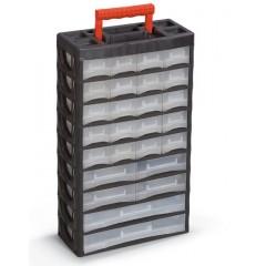 Cutii plastic cu sertare PL 06