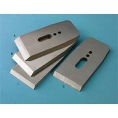 Rindea Veritas Tools de finisaj cu lama din otel PMV-11® .