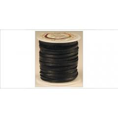 Sireturi din piele de caprioara, 5mm/10.9m, Tandy Leather USA