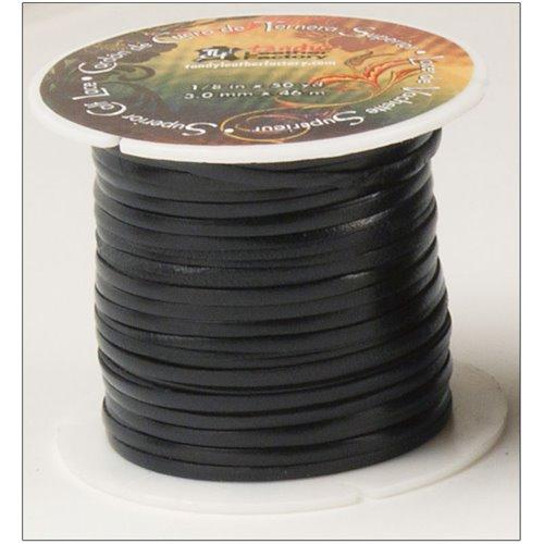 Sireturi din piele de vitel, 2mm/45.7m, Tandy Leather USA