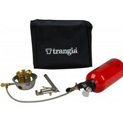 Arzator Trangia poli-combustibil.