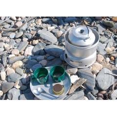 Ibric 1.4 litri pt camping/outdoor Trangia Suedia