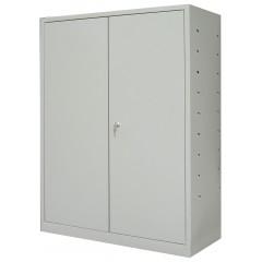 Fiset metalic H 1200 cu 2 polite, 900x400x1200 mm