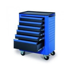 Carucior pentru scule Tarlo 106 albastru