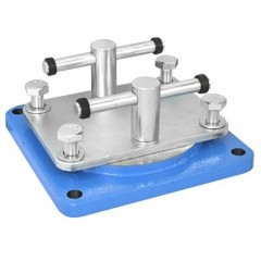721/6 Baza rotativa pentru menghine de banc 125mm Unior