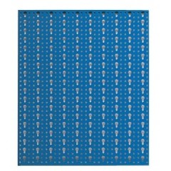 Panou profesional vertical, albastru de 375x475x10mm-kit 2 bucati