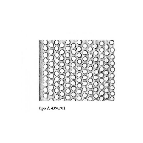 4390/01 Gratar alama gauri rotunde, tip A, 30x150mm, Amati